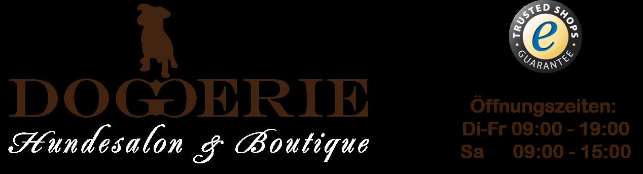 Doggerie Online Boutique - Nur das Beste für Hund und Katz-Logo